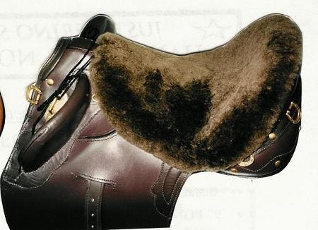 Sheepskin Motorcycle Seat Covers >> Australian Saddle Cover Sheepskin Seat Cushion Seatsaver USA Made